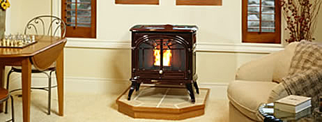 Enviro Pellet Freestanding Stoves   Long Pond Hearth and Home