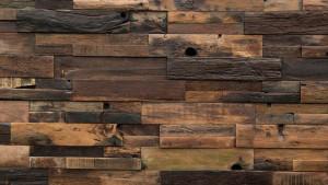 wood panel dark